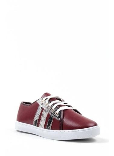 Gob London Sneakers Kırmızı